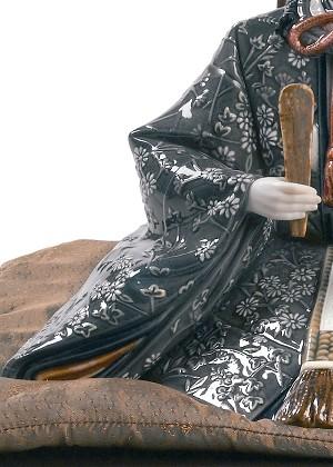 Lladro Hina Dolls - EmperorPorcelain Figurine