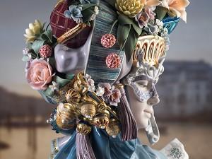 Lladro Venetian FantasyPorcelain Figurine