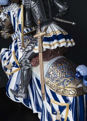 Lladro Medieval Knight