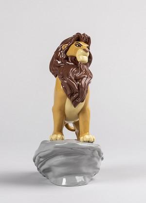 Lladro Simba
