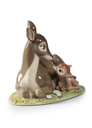 Lladro BambiPorcelain Figurine