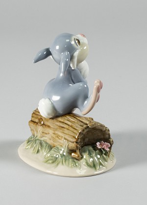 Lladro ThumperPorcelain Figurine