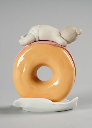 Lladro My Sweet Love Baby GirlPorcelain Figurine