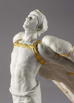 Lladro IcarusPorcelain Figurine