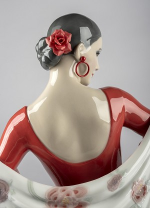 Lladro  Flamenco Soul Woman