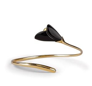 Lladro Jewelry Heliconia Cuff Set