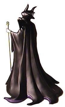 WDCC Disney ClassicsSleeping Beauty Maleficent Evil Enchantress