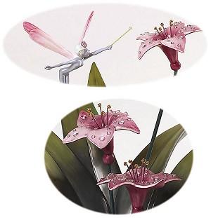 WDCC Disney ClassicsFantasia Dew Drop Fairy Celebration Of Spring