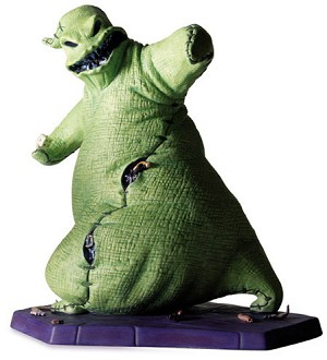 WDCC Disney Classics The Nightmare Before Christmas Oogie Boogie Im Mr Oogie Boogie