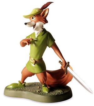 WDCC Disney ClassicsRobin Hood Romanatic Rogue