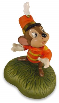 WDCC Disney ClassicsDumbo Timothy Mouse A Magic Feather