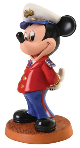 WDCC Disney ClassicsDisney Cruise Lines Mickey Mouse Welcome Aboard