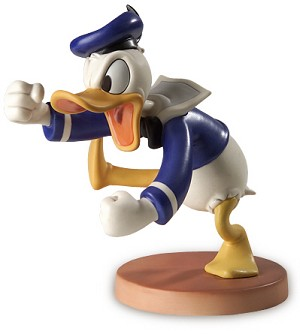 WDCC Disney Classics Orphans Benefit Donald Duck