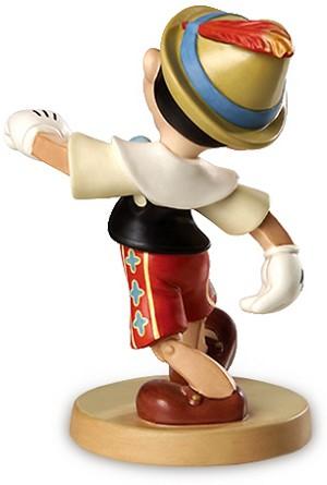 WDCC Disney Classics Pinocchio Lookout World