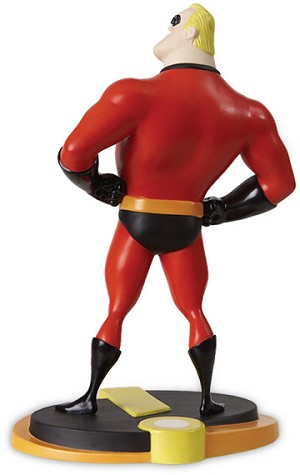 WDCC Disney Classics Mr Incredible Evil Has Met Its Match