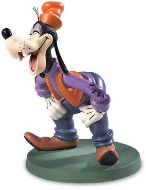 WDCC Disney Classics Goofy A Real Knee Slapper