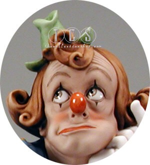 Giuseppe ArmaniLazy Clown