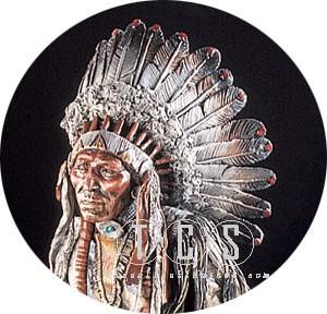 David LemonOn Wings Of Eagles Artist ProofMixed Media Sculpture