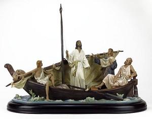 Lladro Jesus In Tiberius Le1200 1984-C