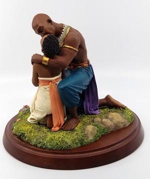 Ebony Visions The Kiss