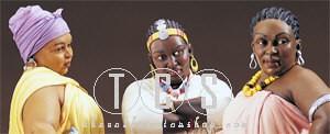 Ebony VisionsOh No, She Didn't!