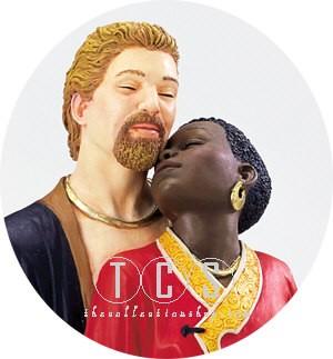 Ebony VisionsThe Color Of Love