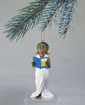 Ebony Visions Noel 2003 Ornament