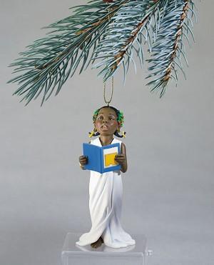Ebony VisionsNoel 2003 Ornament