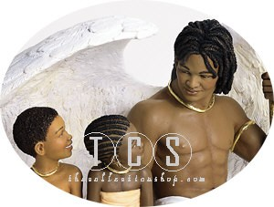 Ebony VisionsUnder The Shelter Of His Wings