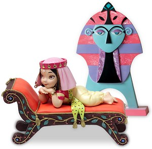 WDCC Disney Classics It's A Small World Egypt Sphinx