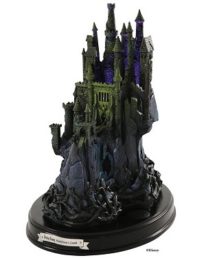 WDCC Disney ClassicsSleeping Beauty Maleficents Castle Forbidden Fortress
