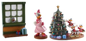 WDCC Disney Classics Mickeys Christmas Carol Holiday Helpers