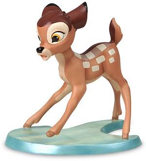 WDCC Disney Classics Bambi Kinda Wobbly