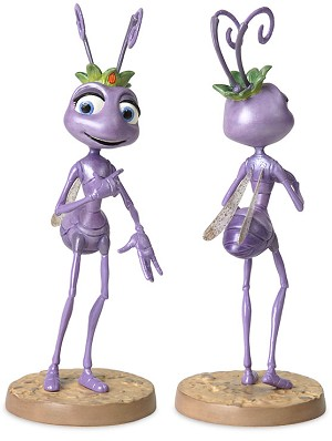WDCC Disney Classics A Bugs Life Princess Atta Pampered Princess