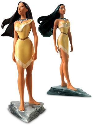 WDCC Disney Classics Pocahontas Legendary Beauty