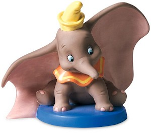 WDCC Disney Classics Dumbo Little Clown