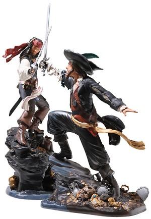 WDCC Disney ClassicsPirates Of The Caribbean Captain Jack Sparrow