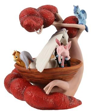 WDCC Disney Classics Fantasia Pegasus Family Mythic Menagerie