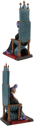 WDCC Disney Classics The Hunchback Of Notre Dame Judge Claude Frollo Malevolent Magistrate