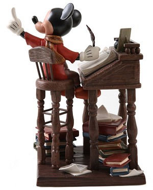 WDCC Disney Classics Mickeys Christmas Carol Mickey Mouse Ernest Employee