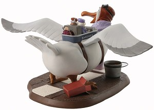 WDCC Disney ClassicsThe Rescuers Orville Bernard And Miss Bianca Cleared For Take Off