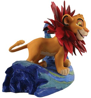 WDCC Disney ClassicsThe Lion King Simba Little King Big Roar