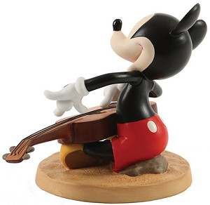 WDCC Disney Classics HawaIIan Holiday Mickey Mouse HawaIIan Harmony