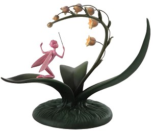 WDCC Disney ClassicsFantasia Lily Of The Valley Fairy The Gentle Glow Of A Luminous Lily