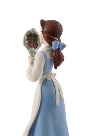 WDCC Disney ClassicsBeauty And The Beast Belle (with Mirror) He's Really Kind And Gentle He's My Friend