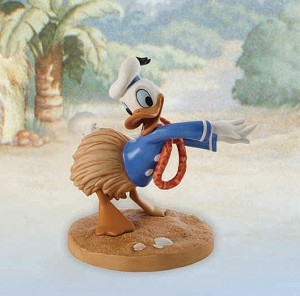 WDCC Disney Classics  Hawaiian Holiday Donald Duck Wiki Wiki Waterfowl