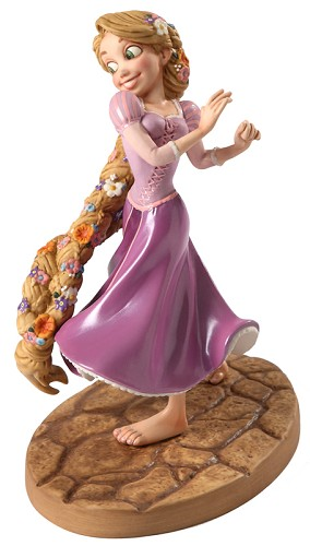 WDCC Disney Classics  Tangled Rapunzel Braided Beauty