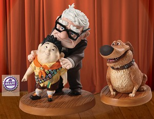 WDCC Disney Classics UP Dug Proud Pooch