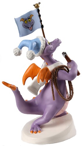 WDCC Disney Classics Figment Heights of Imagination Signed by Bruce Lao