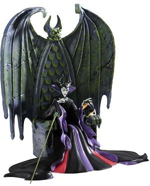 WDCC Disney ClassicsSleeping Beauty Maleficent Sinister Sorceress